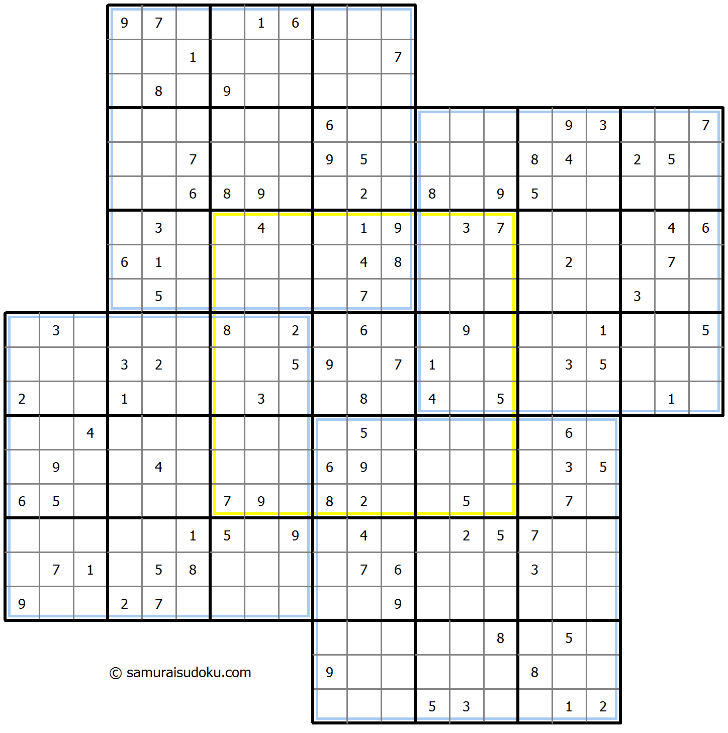 Windmill Sudoku 2-September-2020