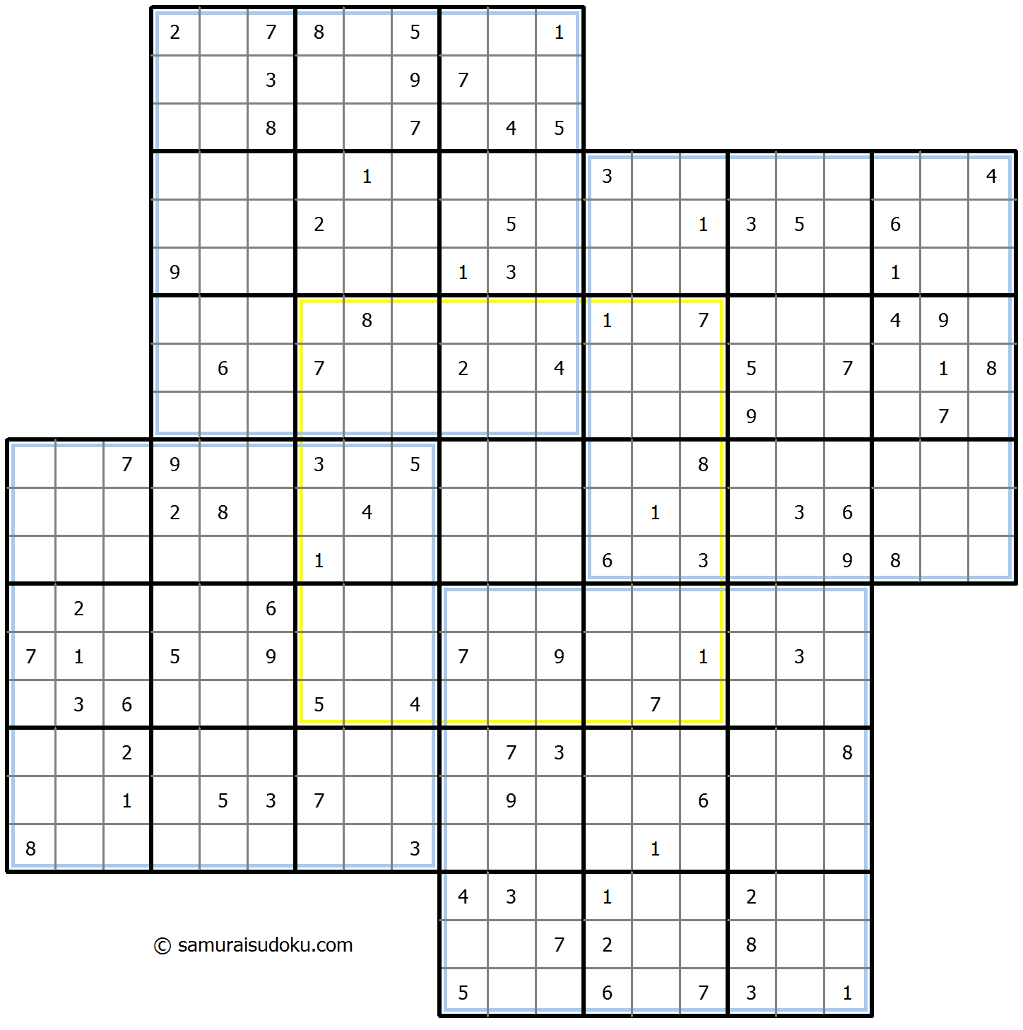 Windmill Sudoku 31-August-2020